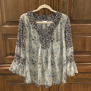 DR2 Blouse — Worn Once — Large